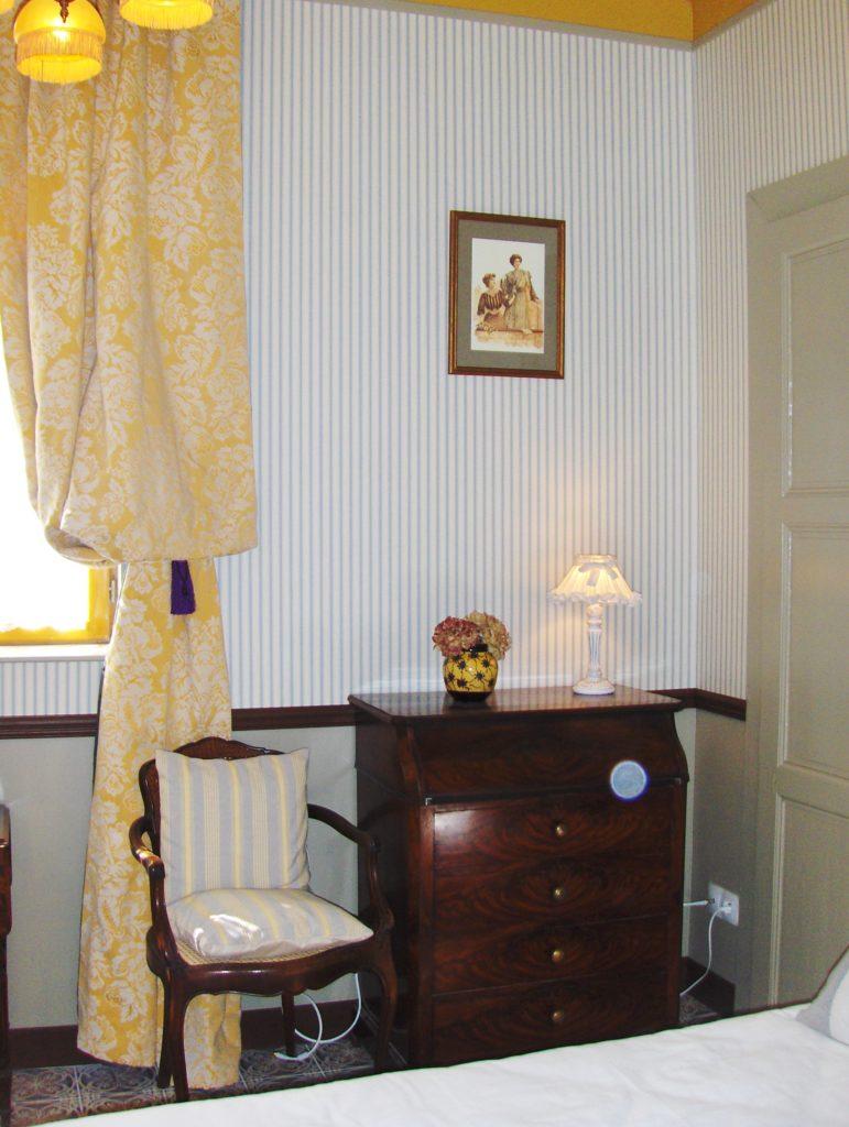 Chambre Iris Bleu - Image 1