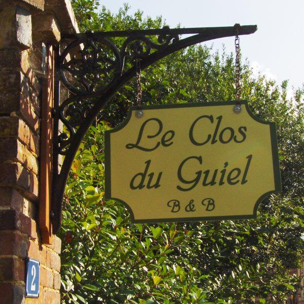 Chambre hôte gîte Le Clos du Guiel Normandie