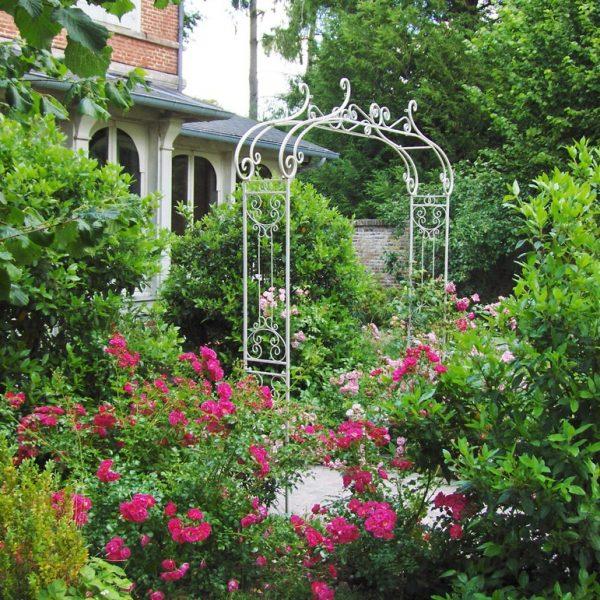 Jardin Gîte Chambre d'hôte Normandie